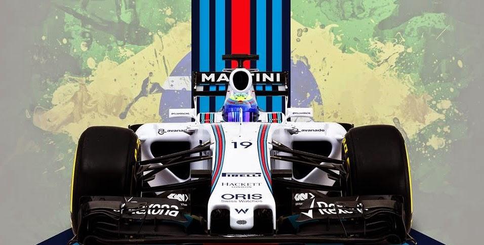 Williams FW37 forma1