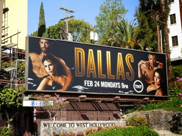 Dallas season 3 billboard