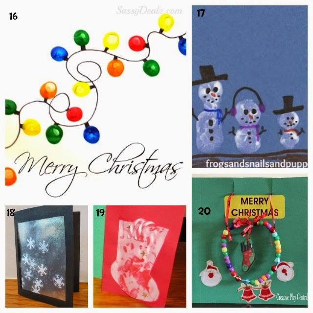 Christmas Card Making Ideas For Children Part - 47: Nov 21, 2014