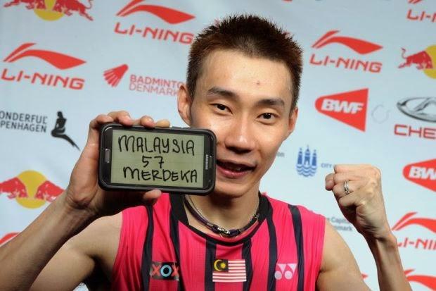 Keputusan Badminton Dunia BWF 2014