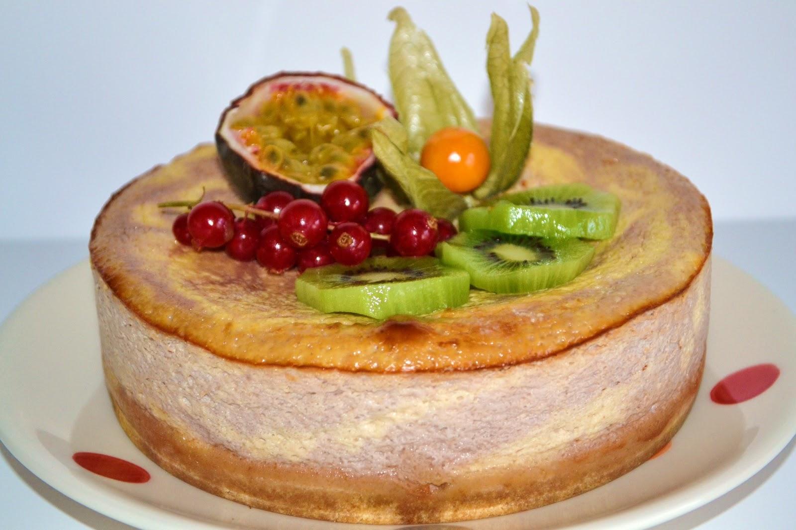 priv 233 de dessert cheesecake fruits rouges