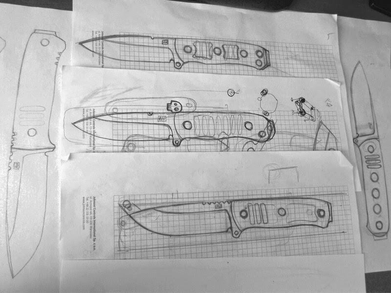 knife milling machine