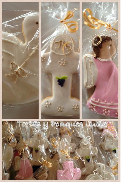 Decoracion Primera Comunion Virgen De Guadalupe ~   Ponques Lucia Torta, Cup Cakes y Galletas para Primera Comuni?n