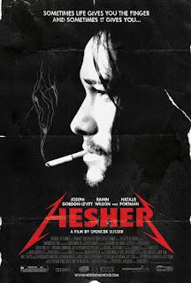 Movie review of HESHER, starring Joseph Gordon-Levitt