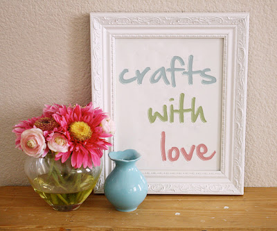 Crafts With Love