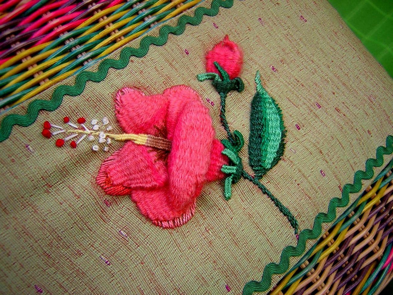 схемы для вышивки гладью японские хризантемы