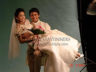 Toni Gonzaga Ang Tanging Pamilya wedding