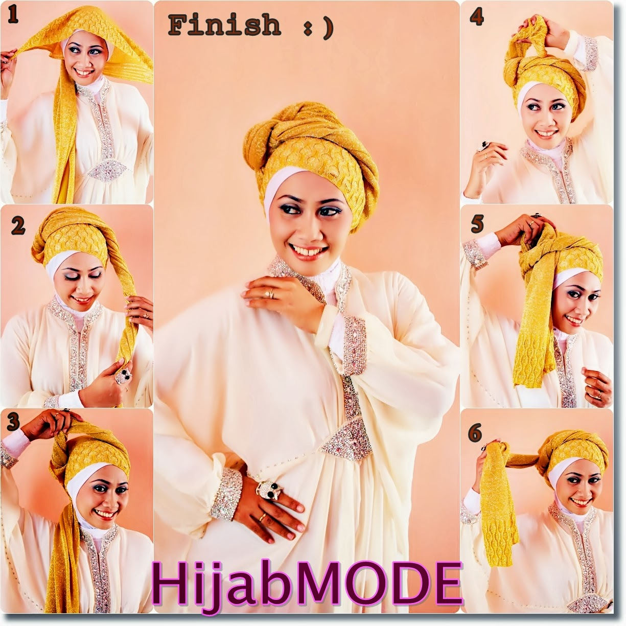 How To Wear Hijab Indonesian Style Tutorial Hijab