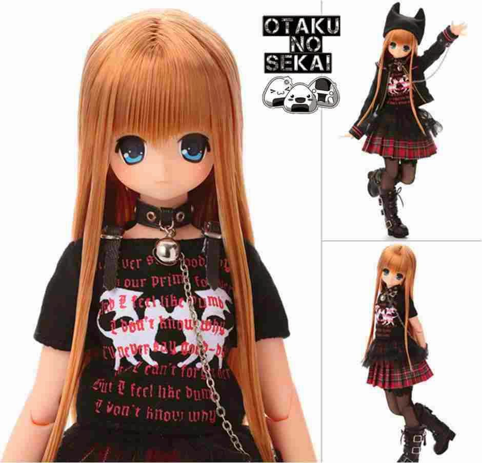 EX Cute 10th Best Selection Sweet Punk Girls Koron Doll