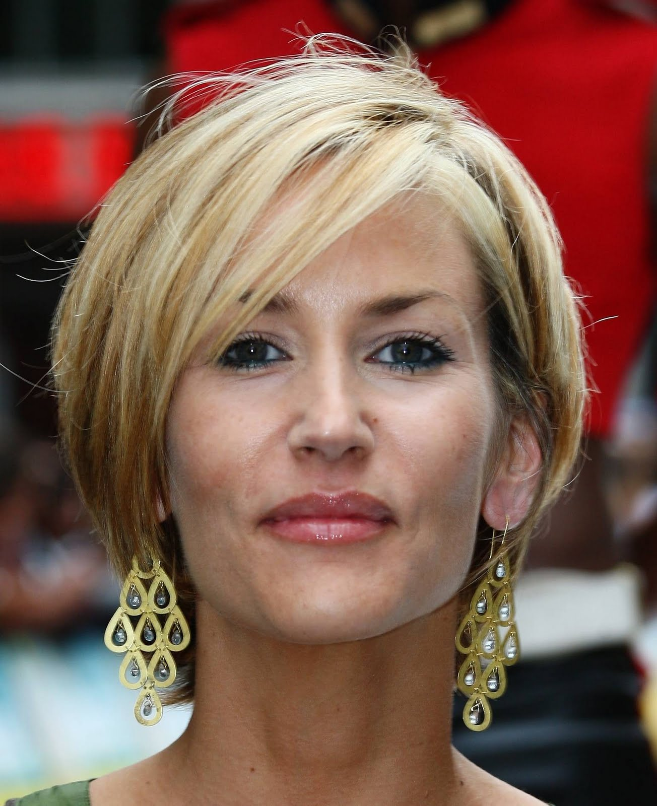 Short Blonde Hairstyles 2014
