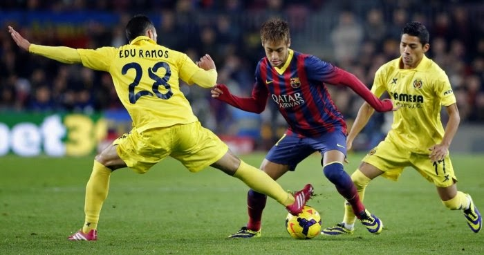 Barcelona vs Villarreal en vivo