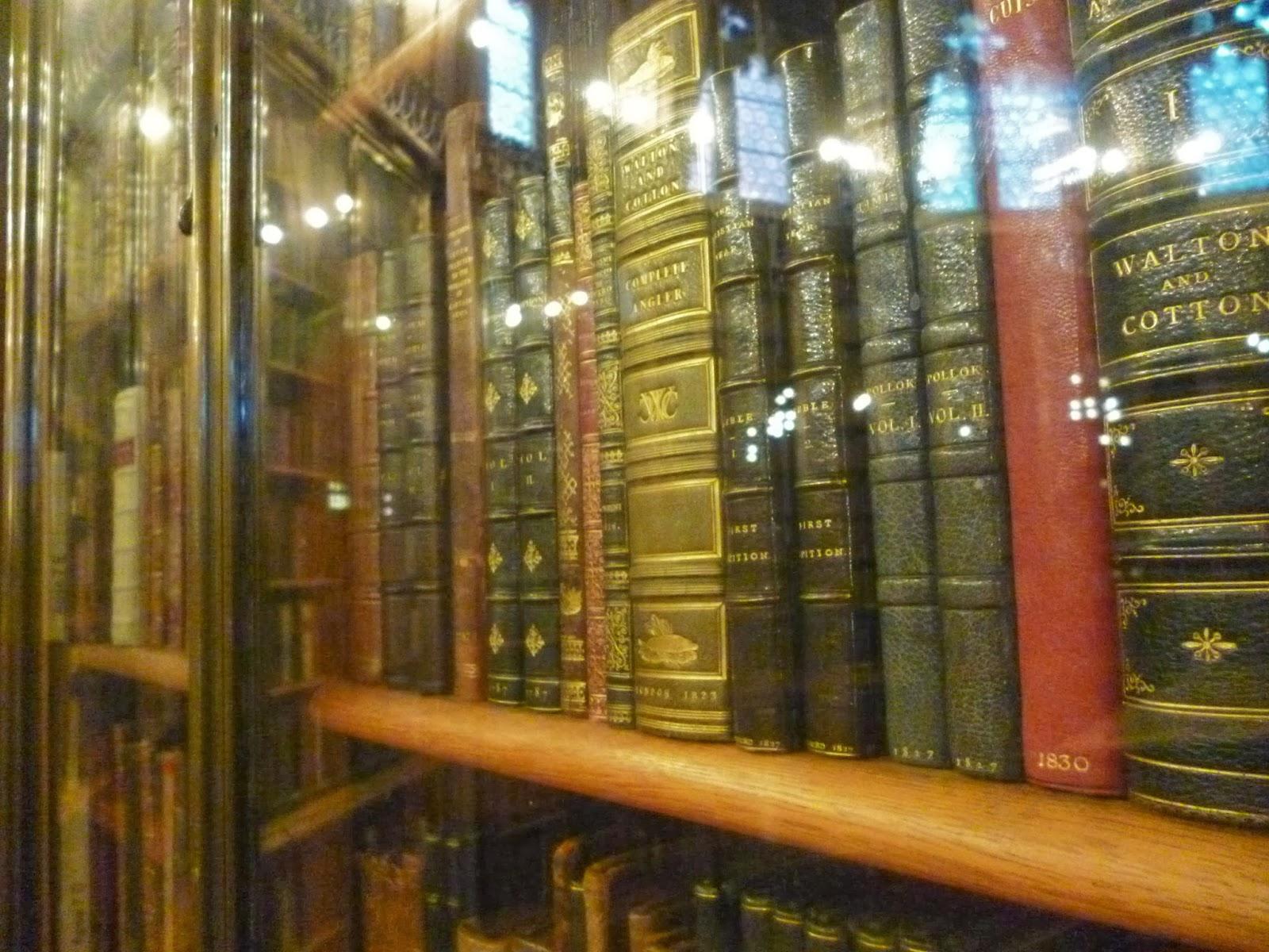 John Rylands library books