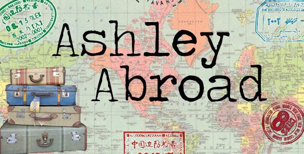 Ashley Abroad