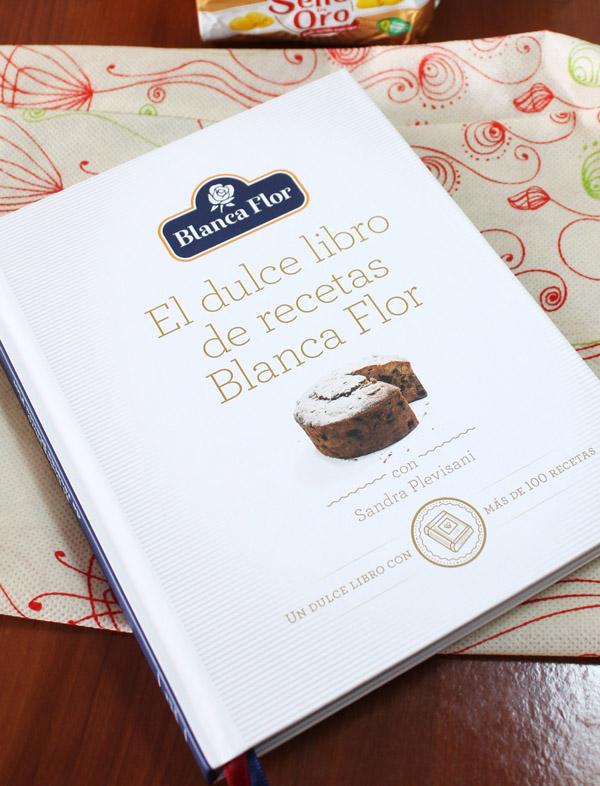 El Dulce Libro de Recetas Blanca Flor