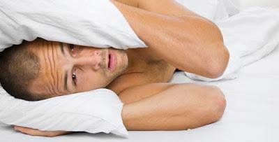 Insomnia ialah penyakit susah tidur atau tidur tidak lena