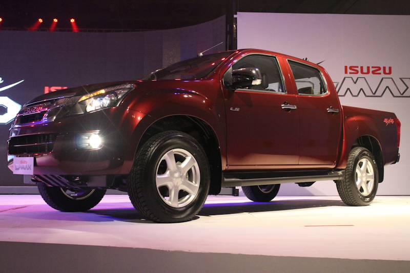 Isuzu Philippines Corporation Launches All-New D-Max