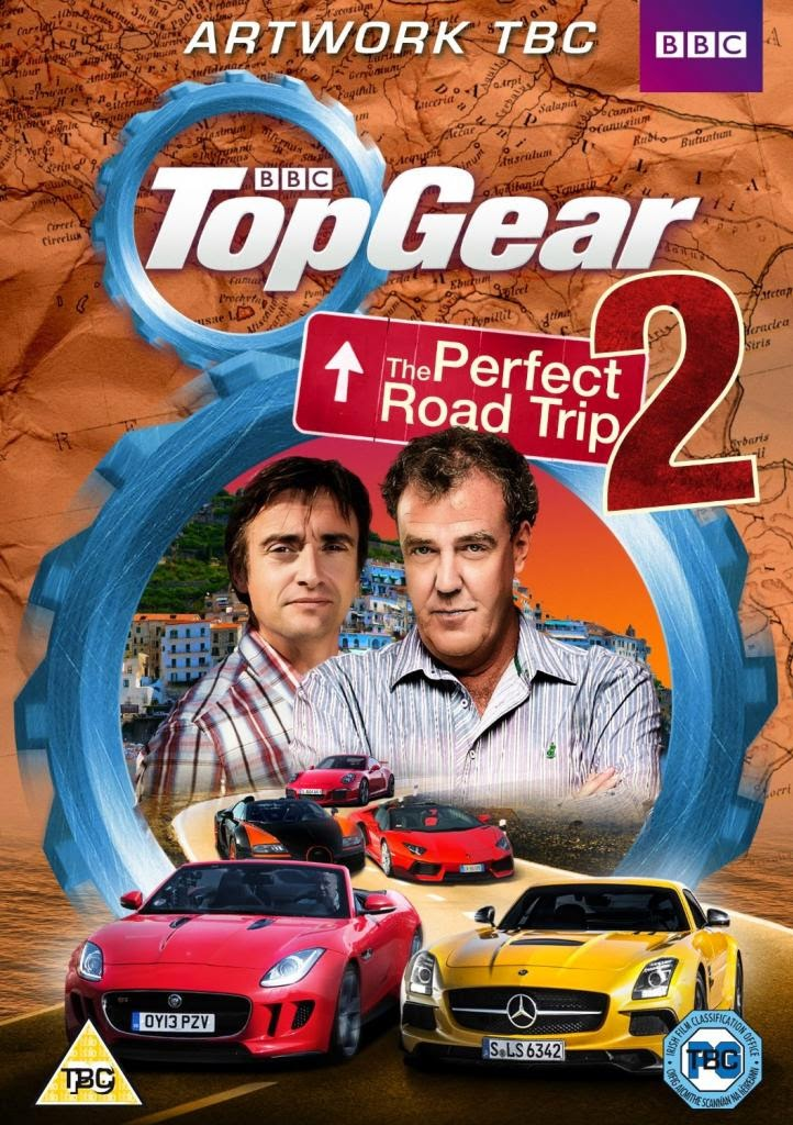 Top Gear Perfect Road Trip 2 (2014)