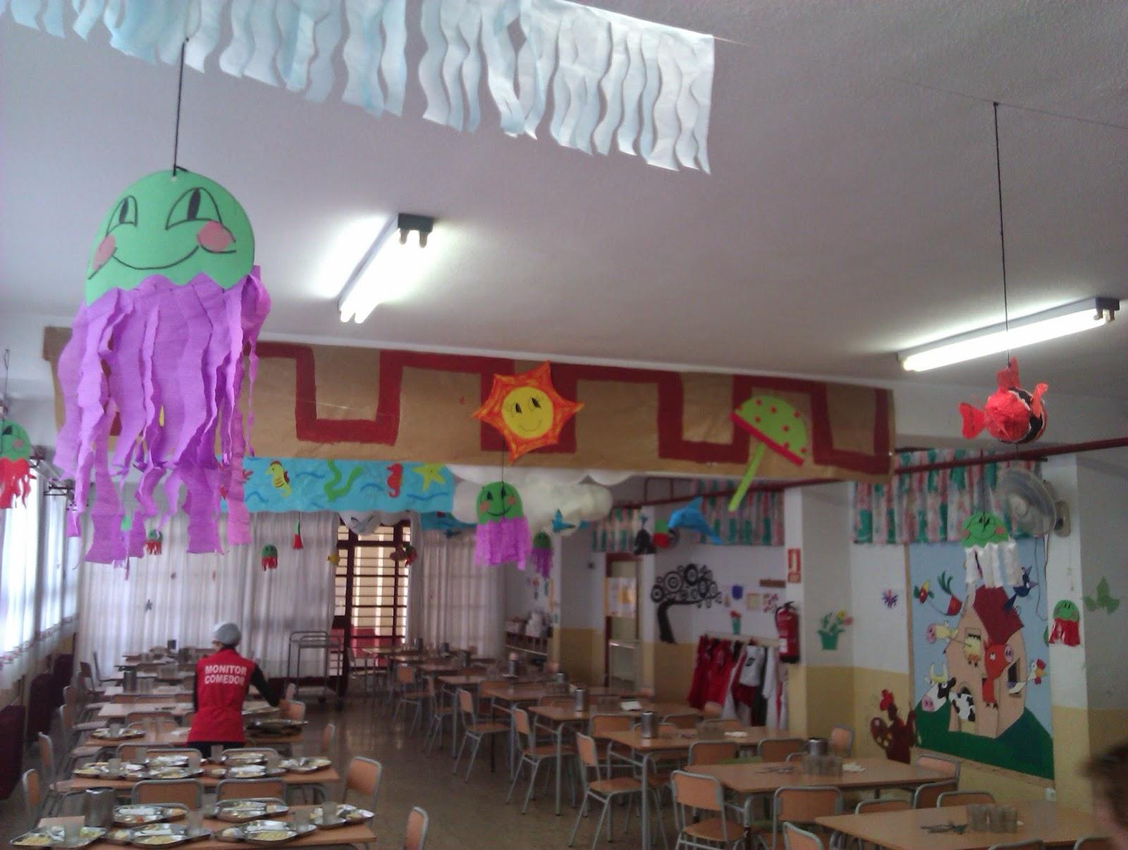 Manualidades escolares decoraci n veraniega for Cosas de decoracion