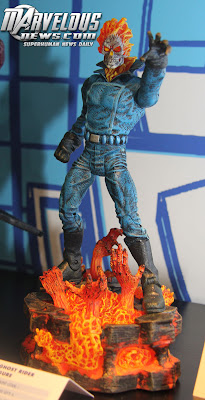 Marvel Select Classic Johnny Blaze Ghost Rider figure