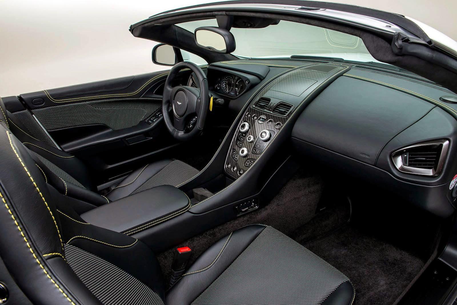 Aston Martin Vanquish 60 Aniversario