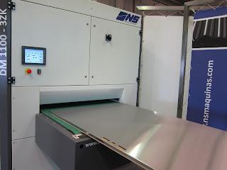 wide belt finishing machine, stainless steel metal sheels polishing