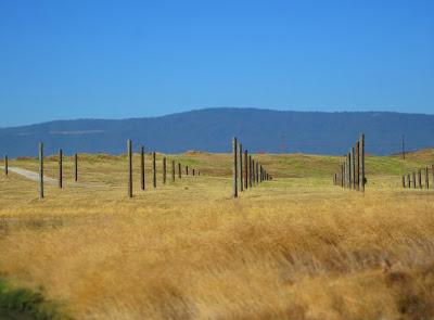 Palo Alto Baylands (Byxbee Park) Pylons