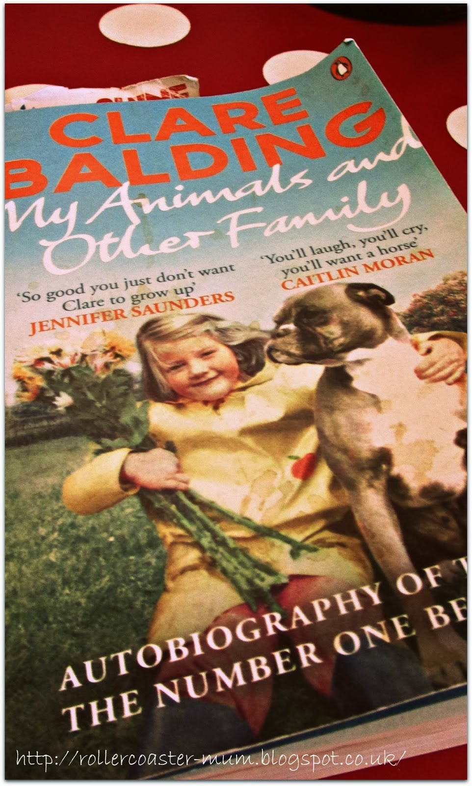 Book review; My Family and Other Animals, Clare Balding