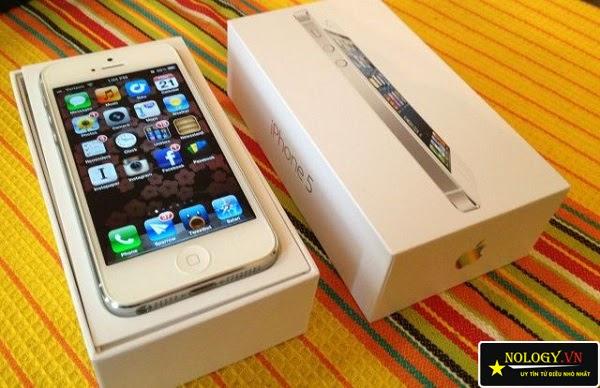 Bán IPhone 5 chưa active trôi bảo hành