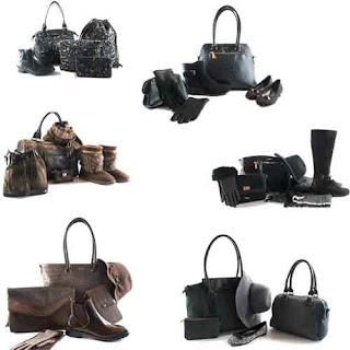 Colección otoño invierno de bolsos y complementos Bissú