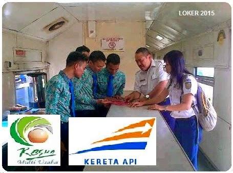 Loker terbaru BUMN, Info kerja SMA SMK 2015,Peluang karir Kereta api SMA