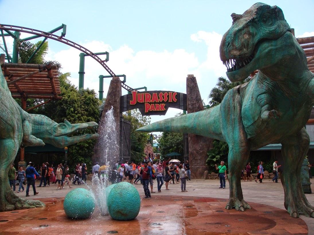 Viva Forever: Universal Studios Singapore - First Visit