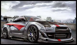 foto mobil sport modifikasi