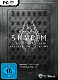 The Elder Scrolls V Skyrim Full Version For PC