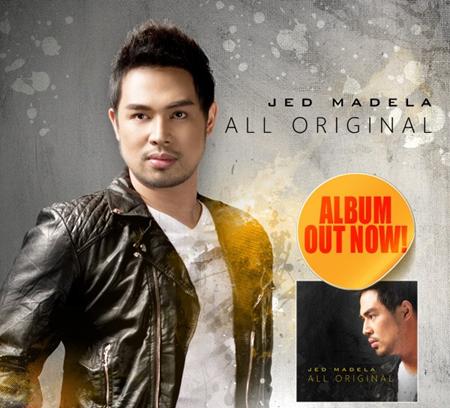 Jed Madela Releases 'All Original' Album Under Star Records