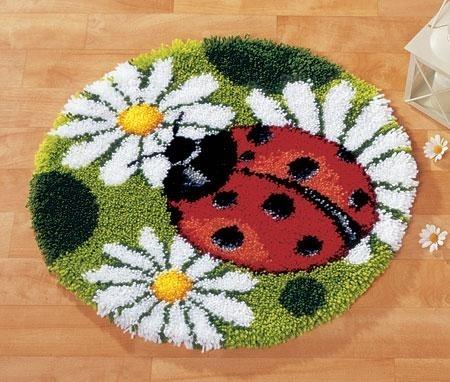 Alfombras con dise o para ni os mimundomanual for Dibujos para alfombras