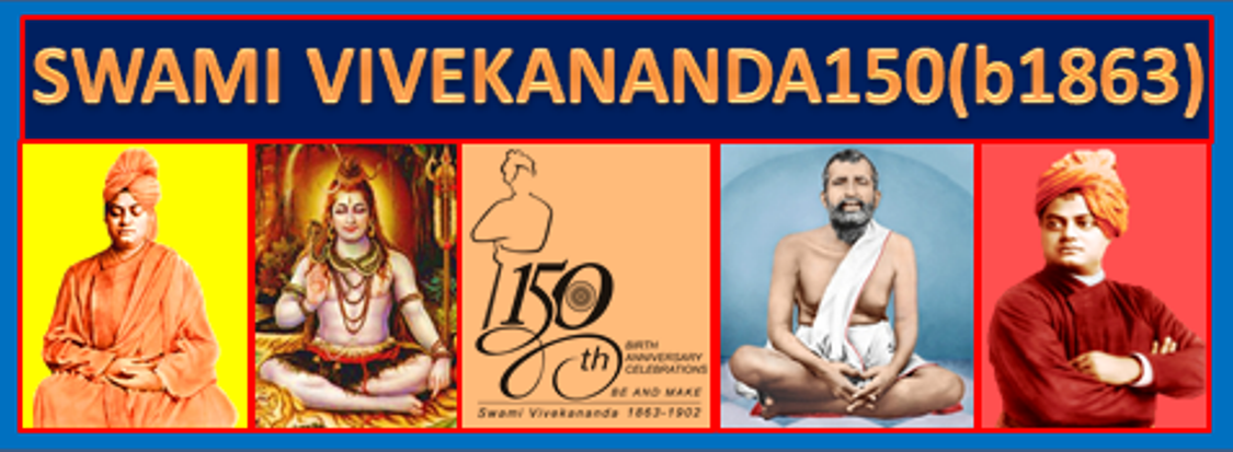 Swami Vivekananda150