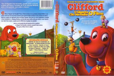 Clifford o Gigante Cão Vermelho O Filme