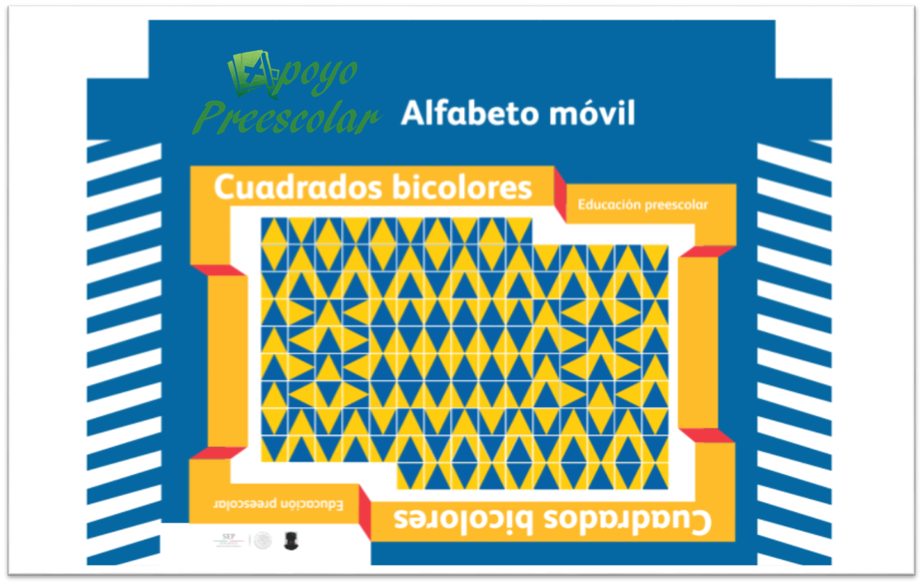 Alfabeto móvil ~ Tercer Grado de Preescolar