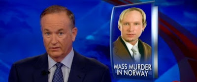 Bill O'Reilly Anders Behring Breivik