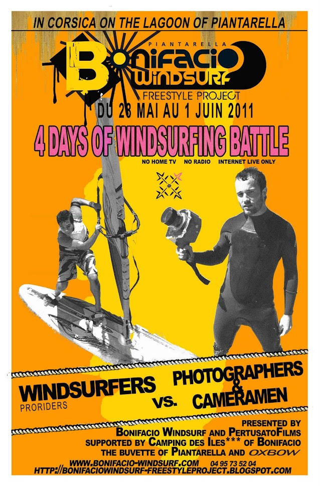 BONIFACIO WINDSURF FREESTYLE PROJECT