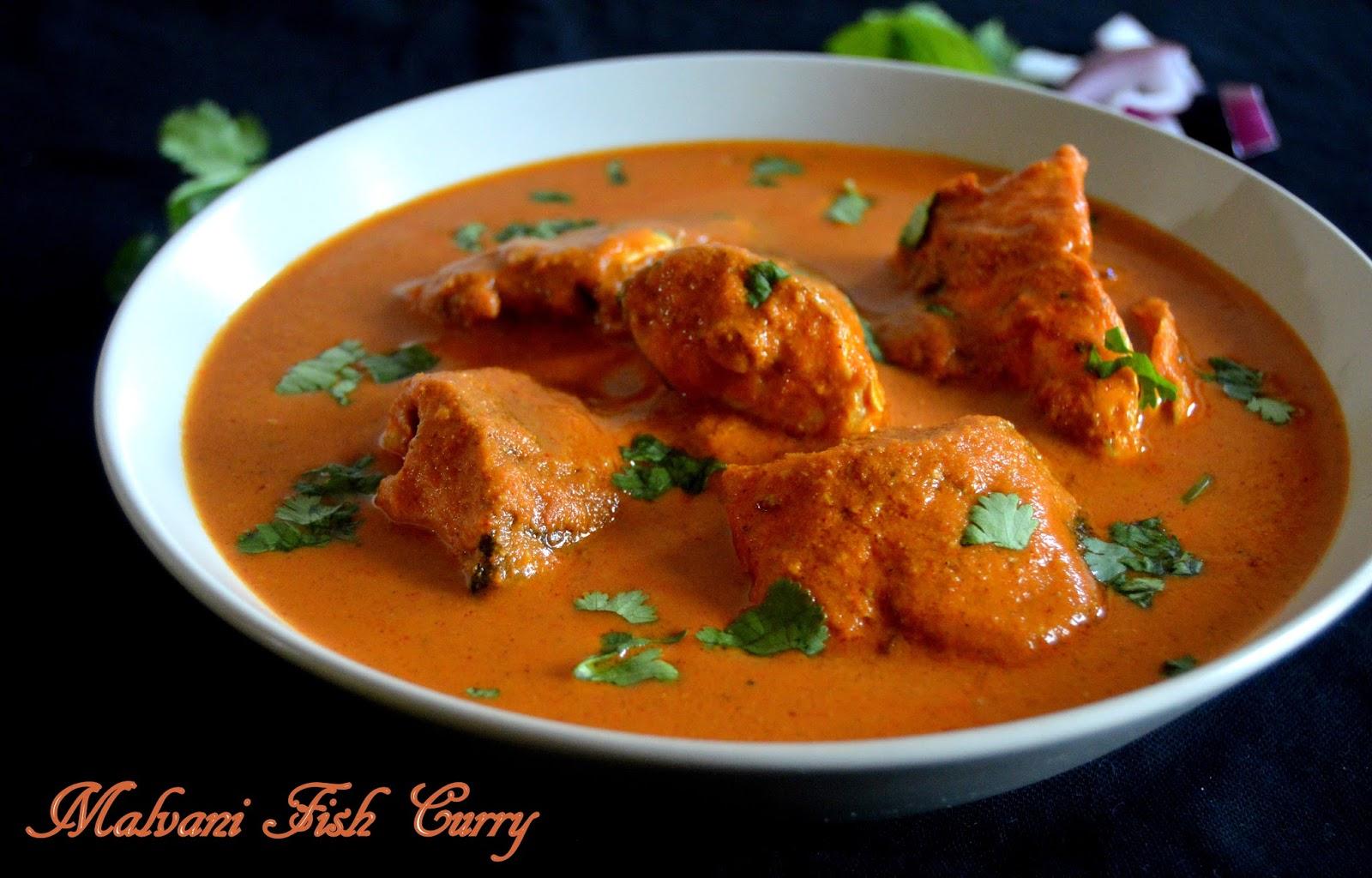 Pavi 39 s platter malvani fish curry for Goan fish curry recipe