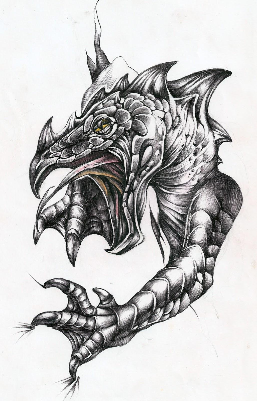 Поле боя - фото тату - Татуировки и их значение 12