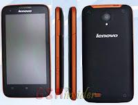 Lenovo S750 , Smartphone Jelly Bean Berprosesor Quad Core 1,2 GHz