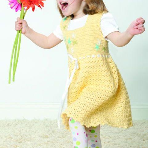Crochet Pattern For Baby Summer Dress : sister outlaws: free crochet dress patterns