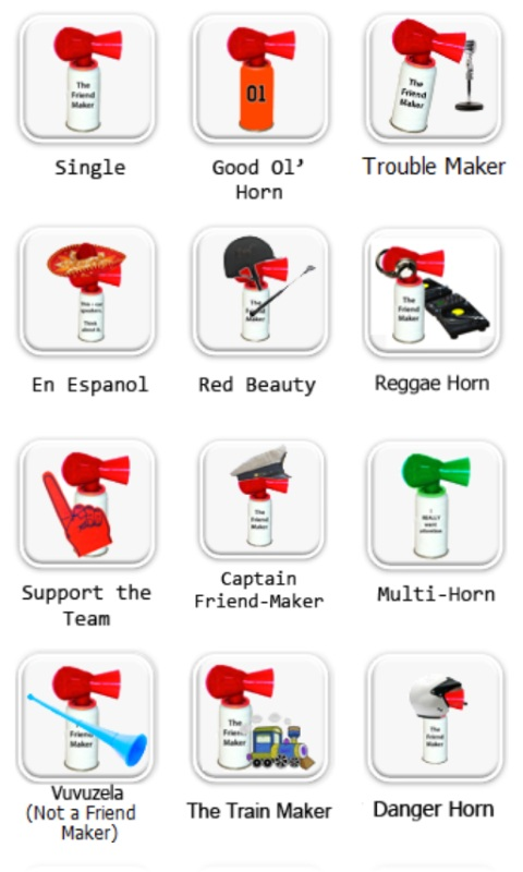 air horn for android