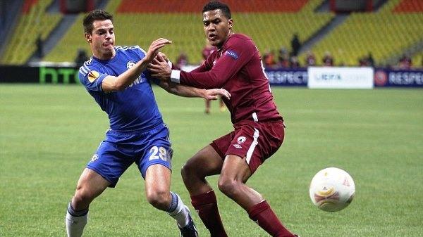Europa - Rubin Kazan v Chelsea