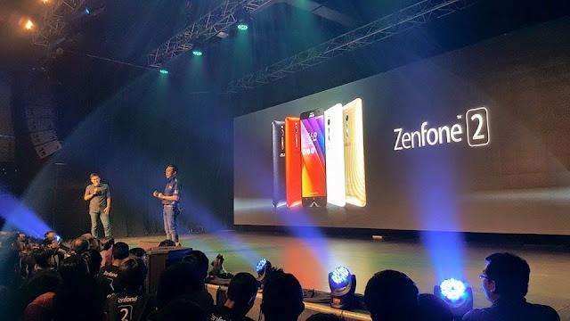 Zenfone 2 Kini Di Malaysia Harga Bemula Dari RM599 Sehingga RM1 299