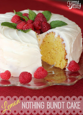 Nothing Bundt Cakes' Lemon Cake