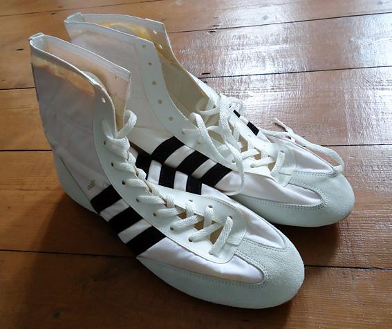 Adidas Vs Asics Wrestling Shoes