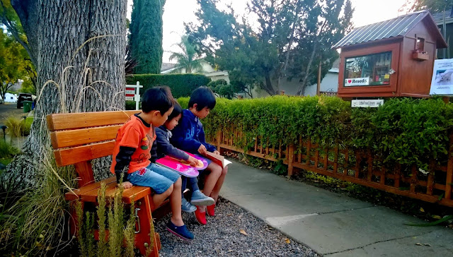 Little Free Library of Reseda